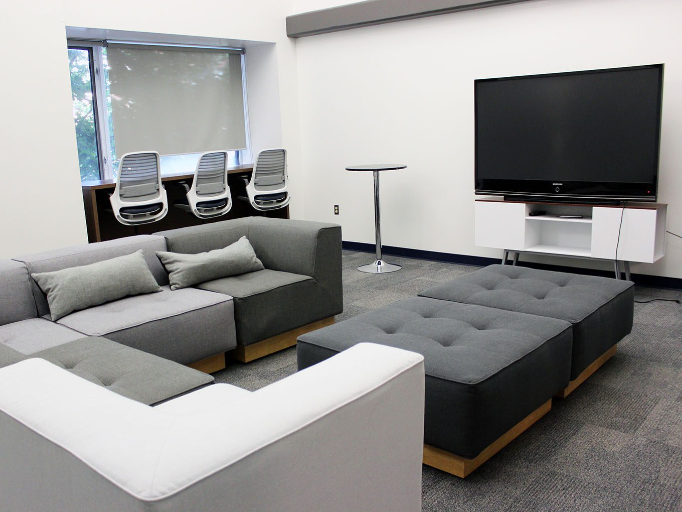 Suites and Amenities - TV room 2